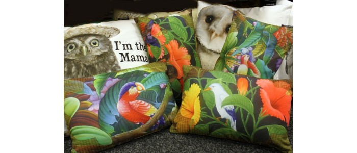 Exotic Cushion Covers