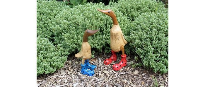 Bamboo Root Ducks