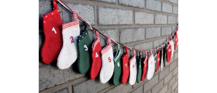 Jute Advent Calendars