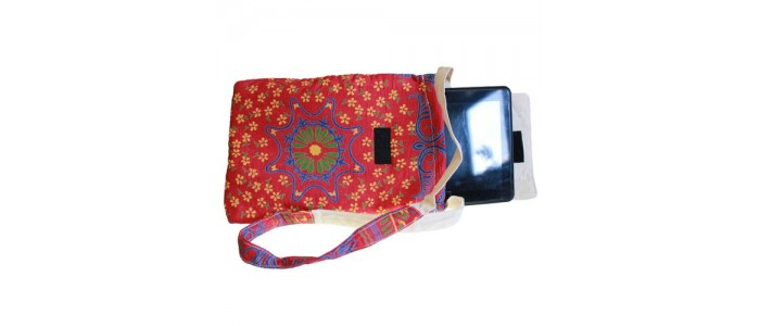 Alpana Silk Bags for Tablet